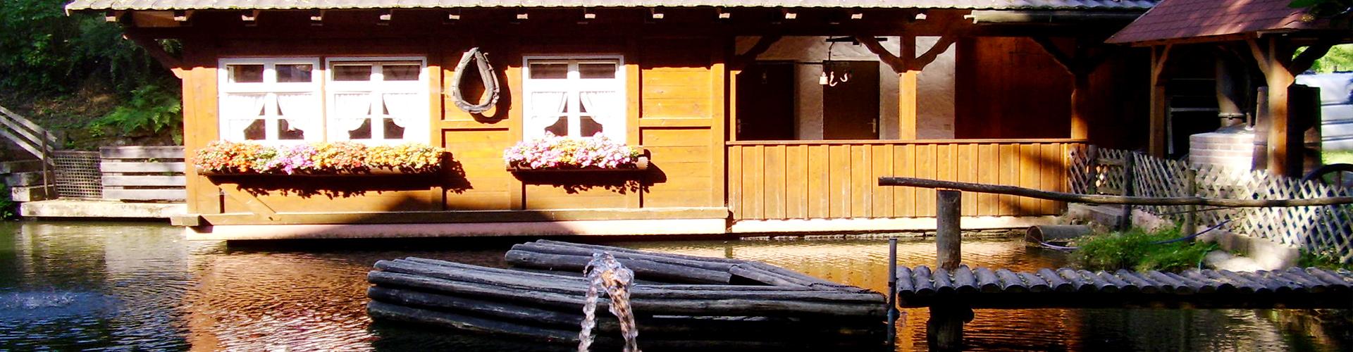 Ferienwohnungen Fußbühlhof
